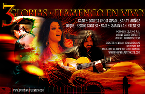 Flamenco En Vivo @ Mt Tabor Theater