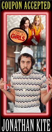 Jonathan Kite (coupon accepted)